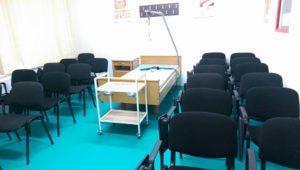 Scoala Postliceala FEG sala de curs