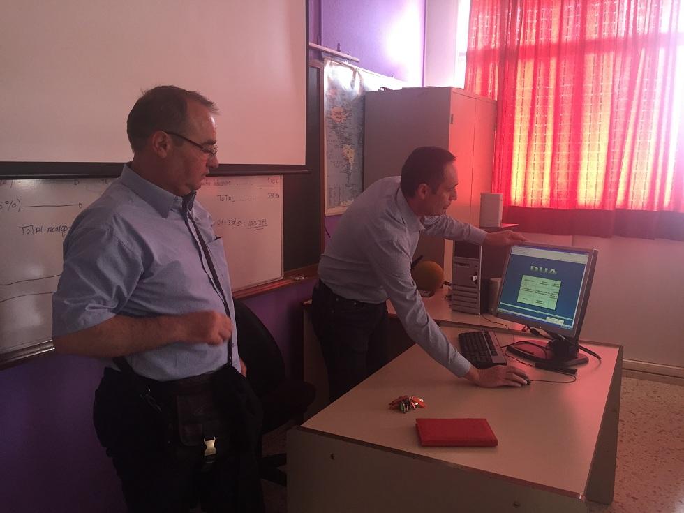Scoala Postliceala FEG proiect Erasmus+2014-1-RO01-KA102-001320