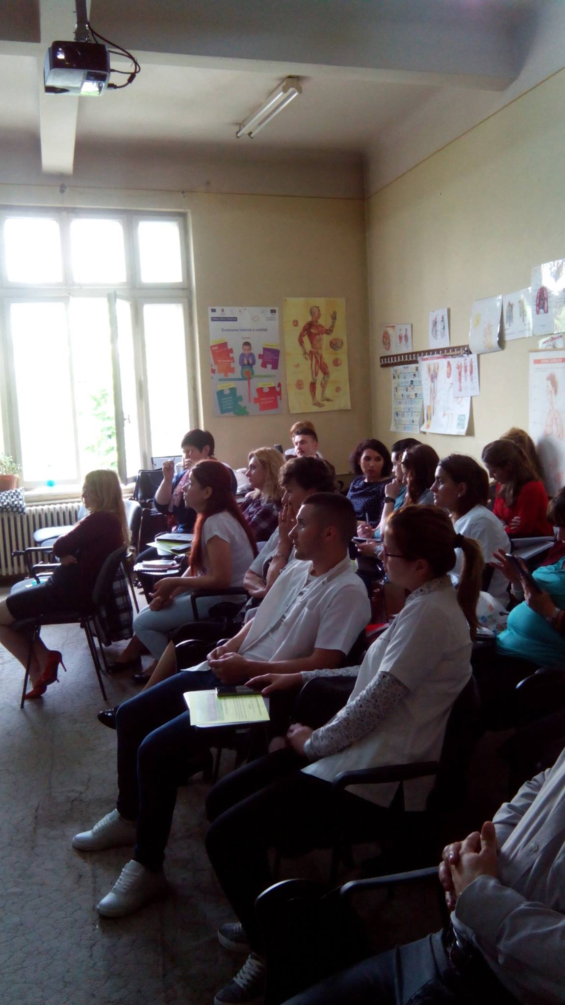 Scoala Postliceala FEG Sesiunea nationala de comunicari stiintifice