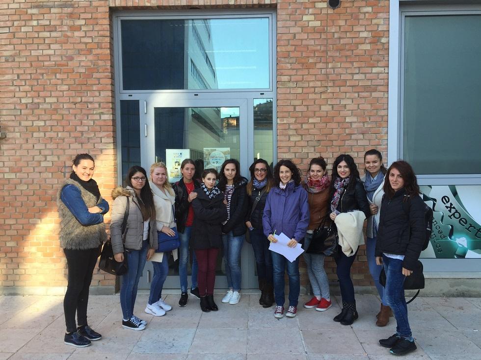 Scoala Postliceala FEG proiect Erasmus+ Formare practica in parteneriat transnational