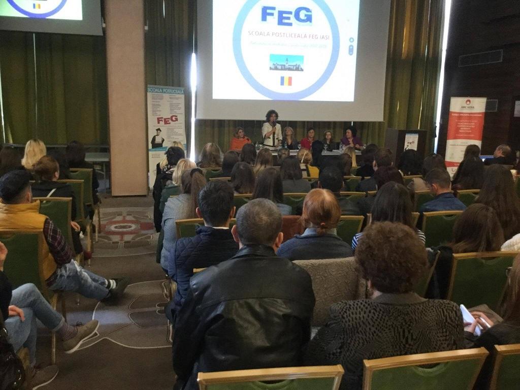 Scoala Postliceala FEG Iasi Deschidere an scolar 2017-2018