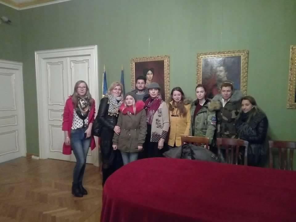 Vizita la Muzeul Unirii