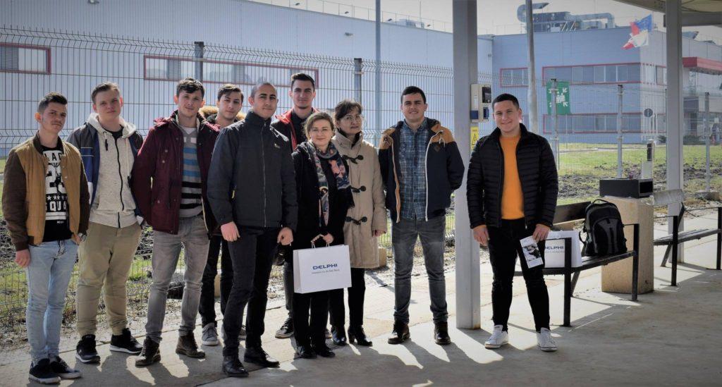Vizita la Delphi Diesel Systems România